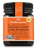 Wedderspoon - 100% Raw Premium Manuka Honey KFactor 16- 250g poly jar