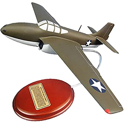 Mastercraft Collection Bell P-59 Airacomet Model Scale:1/45
