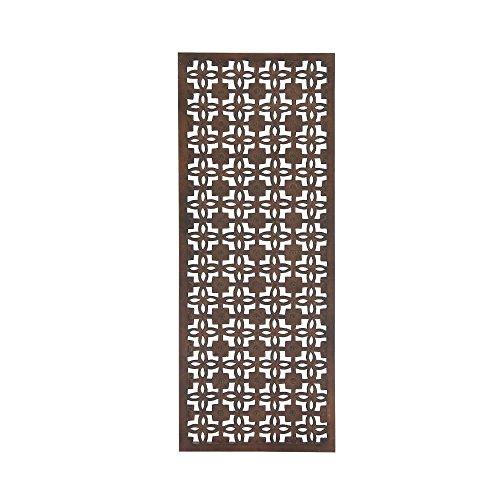 "Deco 79 96068 Wood Wall Panel, 18"" x 48"""