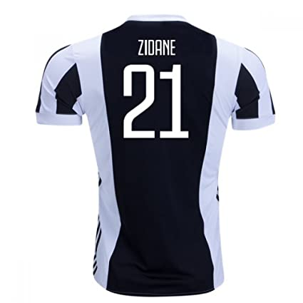 bf7ec6ec817 Image Unavailable. Image not available for. Color: 2017-18 Juventus Home  Football Soccer T-Shirt Jersey ...
