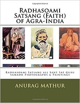 Amazon com: Radhasoami Satsang (Faith) of Agra-India