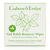 Crabtree & Evelyn Nail Polish Remover Wipes