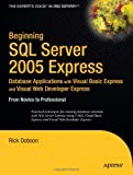 SQL Server 2005 Express, Rick Dobson, 1590595238