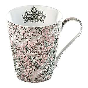 V&A William Morris ''Windrush'' Fine Bone China Mug in Gift Box