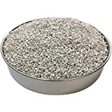 Rotating Annealing Pan With Pumice - 7 Inch Diameter