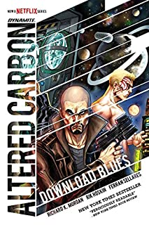 Book Cover: Altered Carbon: Download Blues