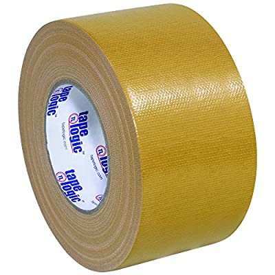 "Partners Brand PT988100BE3PK Tape Logic Duct Tape, 10 mil, 3"" x 60 yd, Beige (Pack of 3) from Partners Brand"