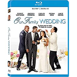 Our Family Wedding Blu-ray