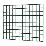 Focus Foodservice FWMG1836GN EZ-Wall Wire Grid, 36-1/4'' x 18-1/4'' x 1/2'', Green Epoxy Coating