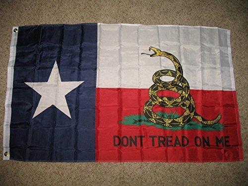 Texas Poly Flag 3X5 3Ftx5Ft Don