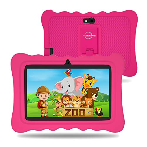Tablet for Kids, 7 Inch Kid Tablets Edition Android 9.0 with WiFi, 2+16GB, Parental Control, Preloaded Learning…