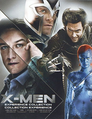 x-men-experience-collection-x-men-x-men-united-x-men-the-last-stand-x-men-first-class-blu-ray