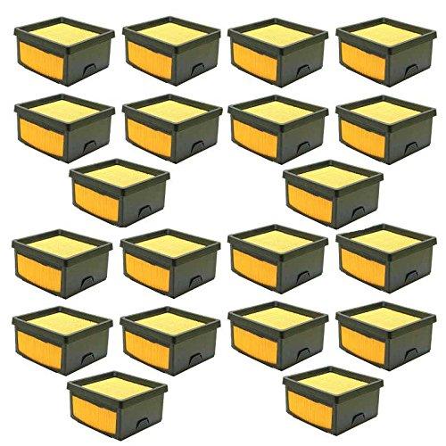 Set Of 20 Air Filter Replaces Husqvarna 525470602 525470601 Fit K760