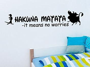 Amazoncom Wall Decal Vinyl Sticker Decals Art Decor Design Sign - Lion king nursery wall decals