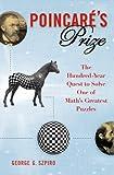 Poincare's Prize, George G. Szpiro and George Szpiro, 0525950249