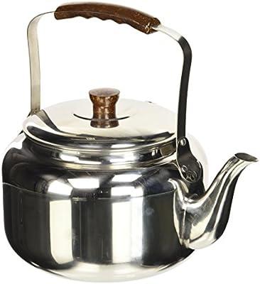 IBILI 610203 - Cafetera Pava INOX 18/10 3,5 LTS.: Amazon.es: Hogar