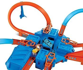 Hot Wheels Criss Cross Crash Track Set 5