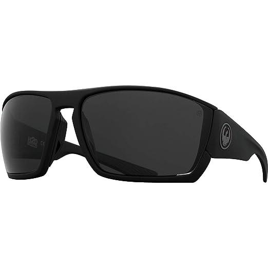 d82b87aefa Sunglasses DRAGON DR CUTBACK H 2 O 003 MATTE BLACK H2O WITH SMOKE Polarized  LENS