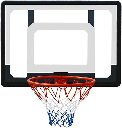 ERRU Canasta de Baloncesto Over-The-Puerta Mini Aro De Baloncesto ...