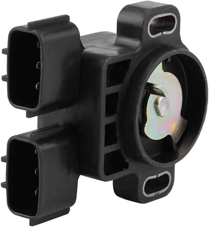 Cuque A22-658 Auto Throttle Position Sensor for Nissan Maxima Altima Infiniti I30 2.4L Engines Plastic Metal Black A22-658-N00 A22-658-N02 A22-658-E00 A22-658-E03 A22-658-E02