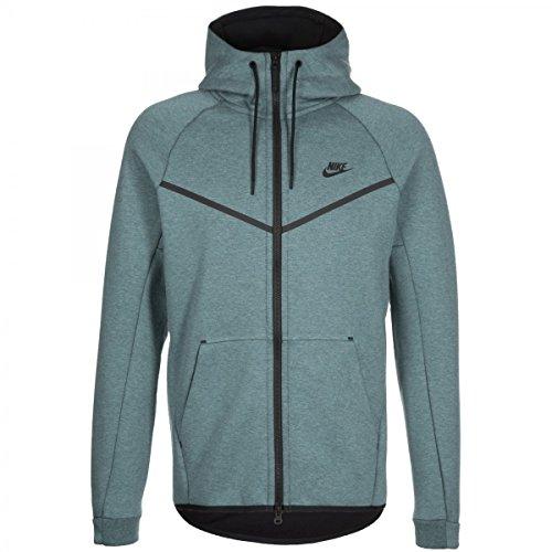 Nike+Tech+Fleece+Full+Zip+Windrunner+Jacket+Mens+Style+%3A+805144-055+Size+%3A+L