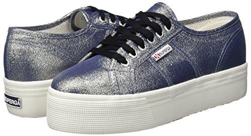Damen 36 2790 Sneaker grey Lamew Superga Grau x7Ywdq5Cg