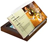 Umbra Prop Wood and Acrylic Cookbook Stand
