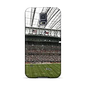 New Diy Design Houston Texans Stadium For Galaxy S5 Cases Comfortable For Lovers And Friends For Christmas Gifts