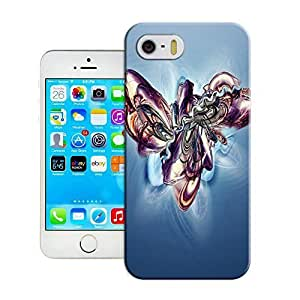 Yishucase iphone 5c case Abstract obscure butterfly design photoshop art insect for good quality elegant iPhone6 case inches protection shell WANGJING JINDA