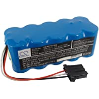VINTRONS Battery fit to Nihon X065, MD-BY01, NKB-301V, TEC-7521, TEC-7500, TEC-7631, TEC-7731, ETC-5521k
