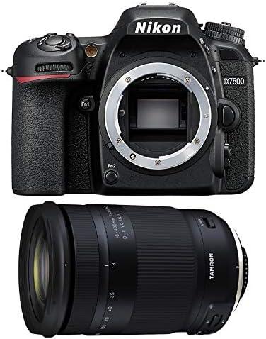 Nikon D7500 + TAMRON 18-400 VC: Amazon.es: Electrónica
