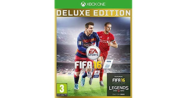 FIFA 16 Deluxe Edition (Xbox One) by Electronic Arts: Amazon.es: Videojuegos