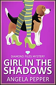 Girl In The Shadows by Angela Pepper ebook deal
