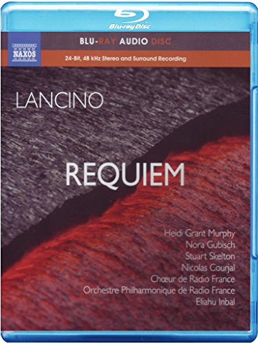 Nicolas Courjal - Requiem (Blu-ray Audio)