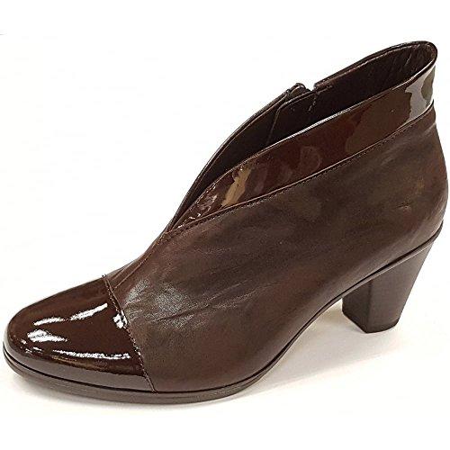 Gabor Enfield - Botas de cuero mujer marrón
