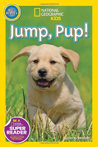 Jump Girl (National Geographic Readers: Jump Pup!)