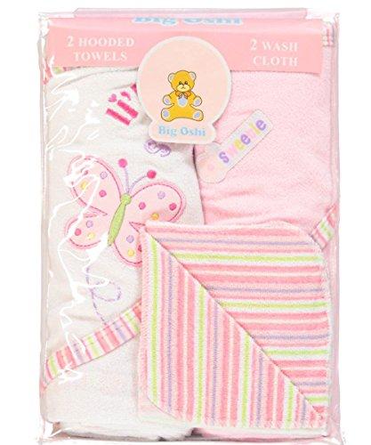 Big Oshi Hooded Terry Washcloths product image