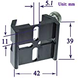 Universal Dovetail Base for Finder Scope - Ideal