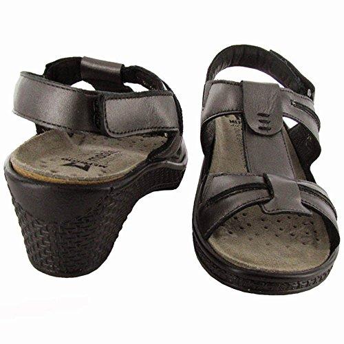 Mephisto Mobils Womens Porfilia Sandal Shoe Grey