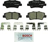 Bosch BC1544 QuietCast Premium Ceramic Disc Brake Pad Set For Hyundai: 2012-2017 Accent, 2011-2016 Elantra, 2013-2014 Elantra Coupe; Kia: 2014-2017 Optima, 2012-2017 Rio; Rear: more info