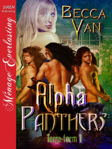 Alpha Panthers [Terra-form 1] (Siren Publishing Menage Everlasting)]()