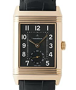 Jaeger-LeCoultre Grande Reverso mechanical-hand-wind mens Watch 373.24.70 (Certified Pre-owned)