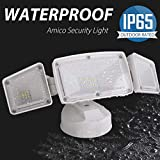 Amico 3500LM LED Security Light, 30W Super Bright