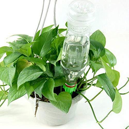 Cratone Selbstbew/ässerungssystem f/ür Pflanzen automatische Pflanzen-Bew/ässerung f/ür den Garten Kegel Pflanzen-Bew/ässerung 12 St/ück
