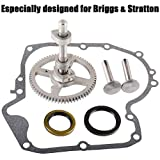 Wadoy 793880 Camshaft Kit Replacement for 215000 Model Briggs and Stratton Engine Replaces 793583 792681 791942 795102