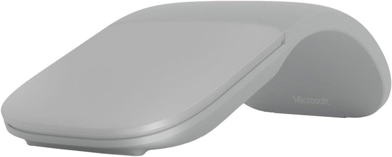 Microsoft Surface ARC Mouse, Bluetooth, Gris Claro