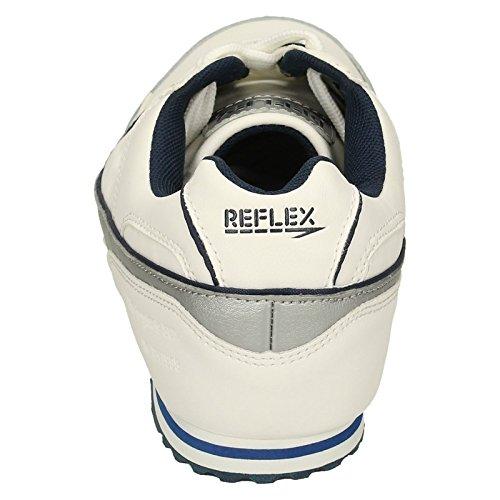 Reflex , Herren Outdoor Fitnessschuhe Weiß