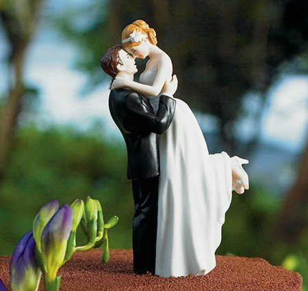 Krismile® Love Wedding Cake Toppers Couple Decoration