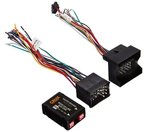 Crux SWRBM-57K Radio Replacement Accessories by Crux