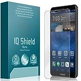 Huawei Honor 7X Screen Protector (Huawei Mate SE) , IQ Shield Matte Full Coverage Anti-Glare Screen Protector for Huawei Honor 7X Bubble-Free Film